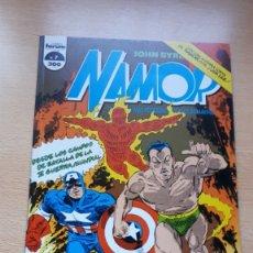 Cómics: NAMOR Nº 7. Lote 180343600
