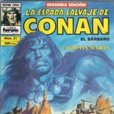Cómics: LA ESPADA SALVAJE DE CONAN 2ª EDICIÓN. Nº 31. Lote 180444132