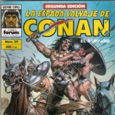Cómics: LA ESPADA SALVAJE DE CONAN 2ª EDICIÓN. Nº 29. Lote 180444206