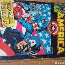 Cómics: FORUM CAPITAN AMERICA VOL. V.1 ESPECIAL VERANO. Lote 180461015