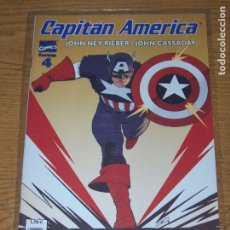 Cómics: FORUM CAPITAN AMERICA VOL. V.5 Nº 4. Lote 180462136
