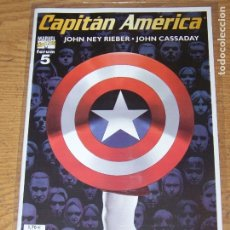 Cómics: FORUM CAPITAN AMERICA VOL. V.5 Nº 5. Lote 180462157