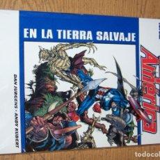 Comics : FORUM CAPITAN AMERICA EN LA TIERRA DEL RUBICON. Lote 180463982