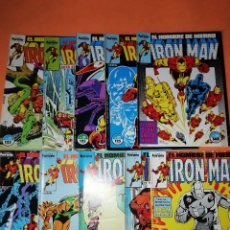 Cómics: IRON MAN . FORUM. LOTE. NUMEROS 15,16,21,22,26,27,28,33,34 Y 39. BUEN ESTADO GENERAL. Lote 180474120