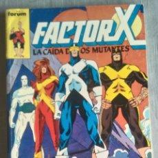 Cómics: FACTOR X RETAPADO 21 AL 25. Lote 180480723
