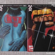 Cómics: CAGE SERIE COMPLETA COMICS FORUM. Lote 180511077