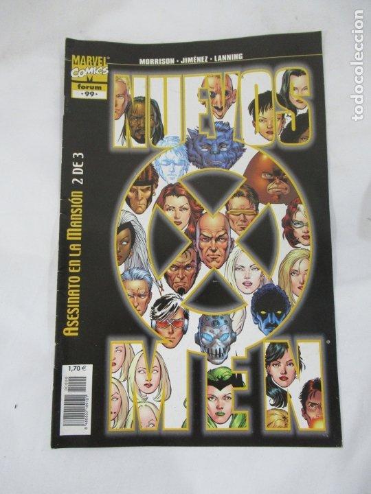 NUEVOS X MEN VOL. 2 Nº 99 FORUM (Tebeos y Comics - Forum - X-Men)