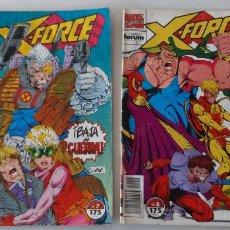 Cómics: X-FORCE. N 5 Y 7. FORUM.. Lote 180920208