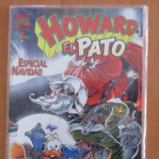 Cómics: HOWARD EL PATO ESPECIAL NAVIDAD. Lote 180975616