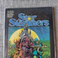 Cómics: STAR SLAMMERS NOVELAS GRAFICAS MARVEL COMICS FORUM. Lote 181092181