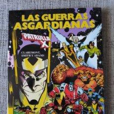Cómics: PATRULLA-X LAS GUERRAS ASGARDIANAS OBRAS MAESTRAS COMICS FORUM. Lote 181093655