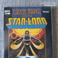Comics : STAR-LORD CLASICOS MARVEL COMICS FORUM. Lote 181094603