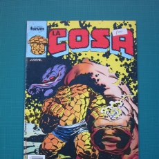 Cómics: COMICS FORUM - LA COSA # 3. Lote 181132563