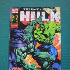 Cómics: COMICS FORUM - HULK # 4. Lote 181136616