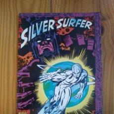 Cómics: SILVER SURFER DE STAN LEE Y JACK KIRBY. Lote 181137533