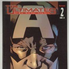 Cómics: THE ULTIMATES NÚMERO 2 DE 3 MARVEL CÓMICS FORUM 2003 MARCK MILLAR, BRYAN HITCH, ANDREW CURRIE.. Lote 181143243