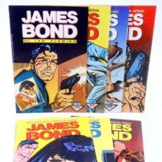 Comics : JAMES BOND 007 1 A 7. COL. COMPLETA (IAN FLEMING / JIM LAWRENCE / YAROSLAV HORAK) FORUM, 1988. OFRT. Lote 181162416