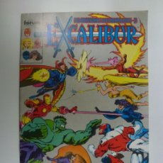 Cómics: DIMENSIONES ALTERNATIVAS 3. EXCALIBUR. Nº 14.. Lote 181335838