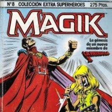 Cómics: COLECCIÓN EXTRA SUPERHÉROES VOL.1 Nº 8 - FORUM. MAGIK.. Lote 181358633