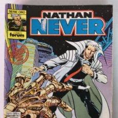 Cómics: NATHAN NEVER 10 EJEMPLARES . Lote 181426561