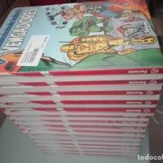 Cómics: EXCELSIOR BIBLIOTECA MARVEL LOS VENGADORES COMPLETA-32 TOMOS #. Lote 181451443