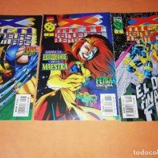 Cómics: X-MEN LAS NUEVAS AVENTURAS . NUMEROS 2,3 Y 4. BUEN ESTADO. Lote 181464493