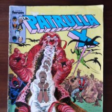 Comics : PATRULLA X VOLUMEN 1 N° 38 ( FORUM). Lote 181552946