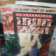 Cómics: TEBEOS-CÓMICS CANDY - EL INVENCIBLE IRON MAN 10 - FORUM - AA99. Lote 181592607