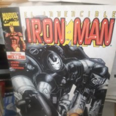 Cómics: TEBEOS-CÓMICS CANDY - EL INVENCIBLE IRON MAN 19 - FORUM - AA99. Lote 181592738