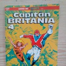 Cómics: CAPITAN BRITANIA 4 - EXCALIBUR - FORUM. Lote 181627377