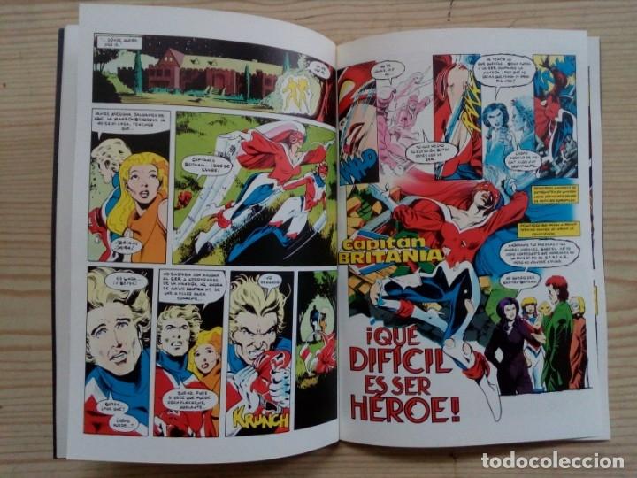 Cómics: Capitan Britania 4 - Excalibur - Forum - Foto 2 - 181627377