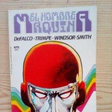 Cómics: EL HOMBRE MAQUINA - TOMO II - FORUM. Lote 181627505