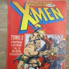 Cómics: PROFESOR XAVIER Y LOS X MEN - TOMO 2 - DEL 7 AL 12 - FORUM / MARVEL. Lote 181775902
