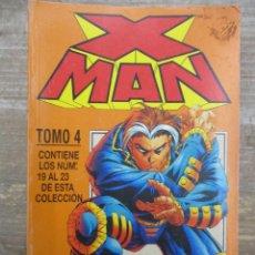Cómics: X MAN - TOMO 4 - DEL 19 AL 23 - FORUM / MARVEL. Lote 181776105