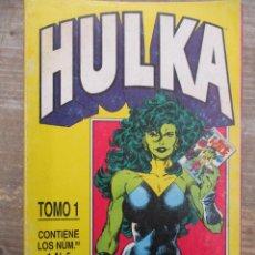 Cómics: HULKA - TOMO 1 - DEL 1 AL 5 - FORUM / MARVEL. Lote 181776245