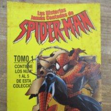 Cómics: SPIDERMAN - TOMO 1 - DEL 1 AL 5 - FORUM / MARVEL. Lote 181778732
