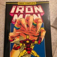 Cómics: IRON MAN VOL.2 COMPLETA. Lote 182029407