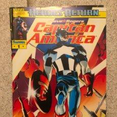 Cómics: CAPITAN AMERICA HEROES RETURN - NUMERO 1 - FORUM. Lote 182035650