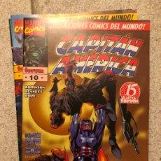 Cómics: CAPITAN AMERICA HEROES REBORN - NUMERO 10 - FORUM. Lote 182036210