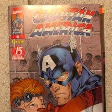 Cómics: CAPITAN AMERICA HEROES REBORN - NUMERO 8 - FORUM. Lote 182036370