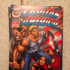 Cómics: CAPITAN AMERICA HEROES REBORN - NUMERO 2 - FORUM. Lote 182036475