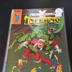 Cómics: FORUM INFERNO NUMERO 3 NORMAL ESTADO. Lote 182077107