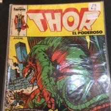 Comics : FORUM THOR NUMERO 28 NORMAL ESTADO. Lote 182079812