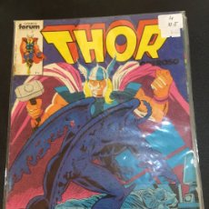 Fumetti: FORUM THOR NUMERO 4 NORMAL ESTADO. Lote 182079970