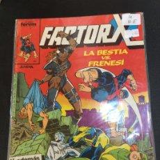 Cómics: FORUM FACTOR X NUMERO 4 NORMAL ESTADO. Lote 182080010