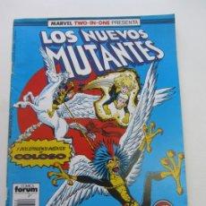 Comics : LOS NUEVOS MUTANTES. Nº 52 COMICS FORUM MUY BUEN ESTADO CX28. Lote 182210681