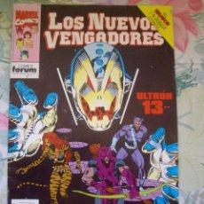 Comics: LOS NUEVOS VENGADORES Nº 63 FORUM ULTRON 13. Lote 182297716