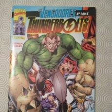 Cómics: THUNDERBOLTS - VENGADORES #1-2/4 (NICIEZA, BAGLEY) 2001. Lote 182314258