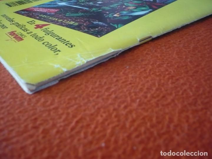 Cómics: SPIDERMAN EXTRA PRIMAVERA 1991 CON POSTER FORUM MARVEL LA AVENTURA COMPLETAMENTE DIMINUTA - Foto 2 - 182358571