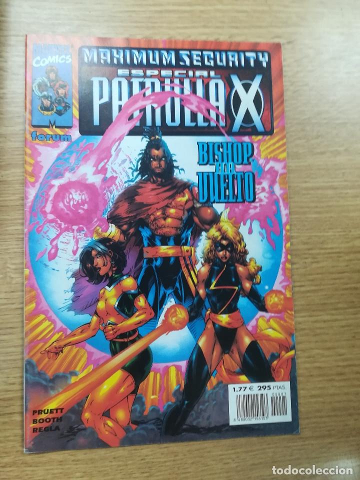 PATRULLA X ESPECIAL MAXIMUM SECURITY (Tebeos y Comics - Forum - Nuevos Mutantes)